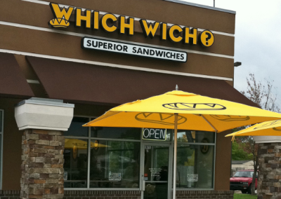 Which Wich? (Bentonville)